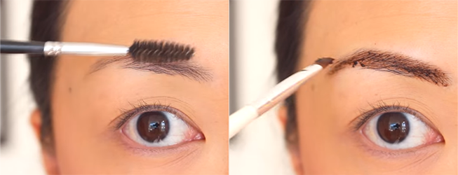 Eyebrow hack: DIY eyebrow tint with coffee ground and cocoa | Favful