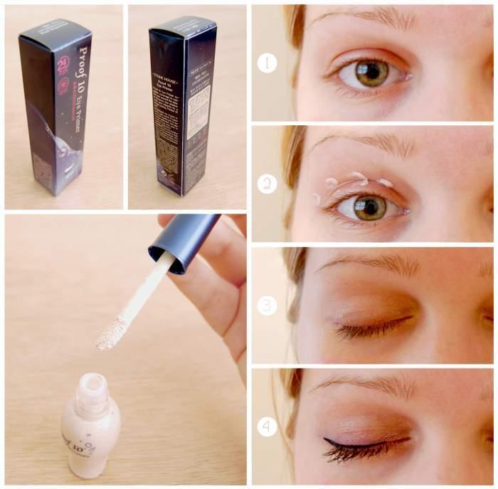 Best primer for eye
